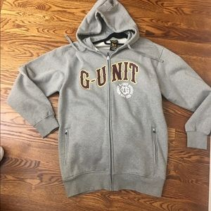 Other - G-Unit men's Gray Hoodie and sweatpant set